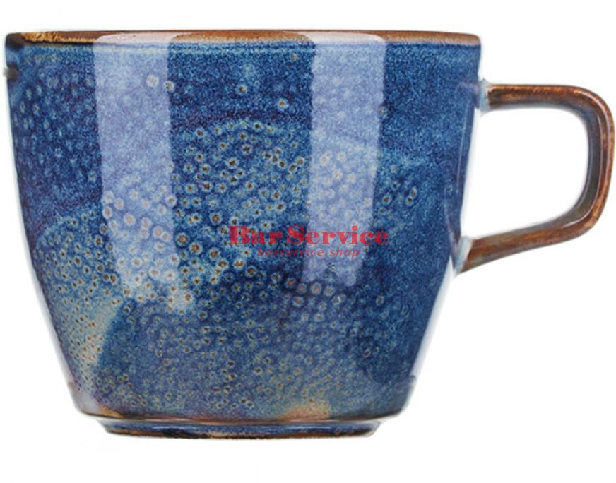 """Чашка кофейная  """"Ирис""""; фарфор;250мл;голуб в Ижевске"""