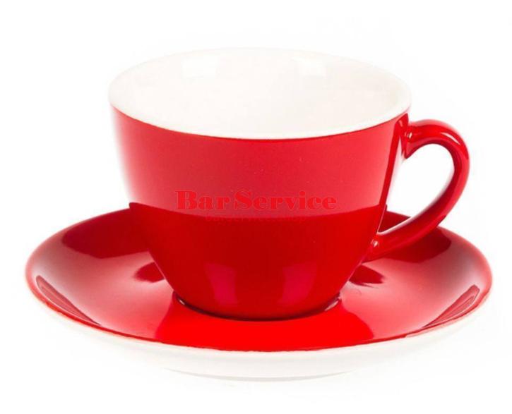 Чайная пара 200 мл красный цвет Barista P.L. в Ижевске