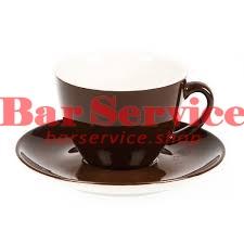 Чайная пара 200 мл коричневый цвет Barista P.L. в Ижевске