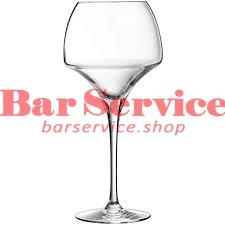 """Бокал д/вина """"Оупэн ап""""; хр.стекло; 0,55л; прозр в Ижевске"""