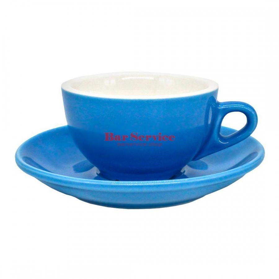 Чайная пара 180 мл синий цвет Barista P.L. в Ижевске