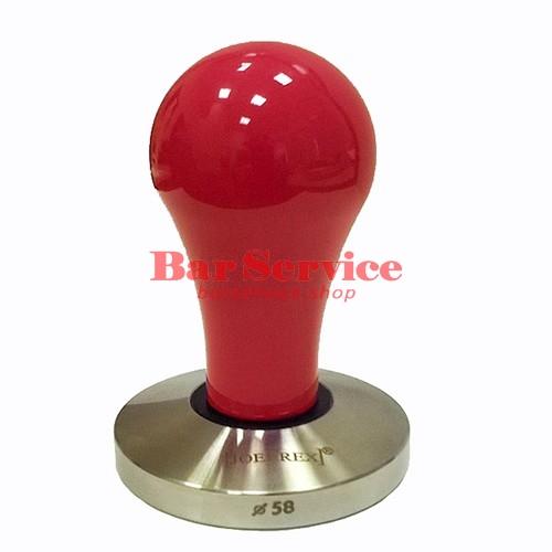 Темпер JoeFrex D53 Pop красный плоский сталь в Ижевске