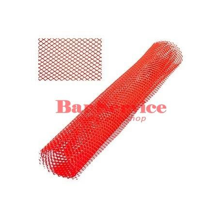 Сетка барная;  полиэтилен;  ,L=100,B=60см;  красный в Ижевске
