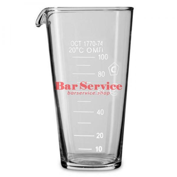 Мерный стакан, 100 мл.  в Ижевске