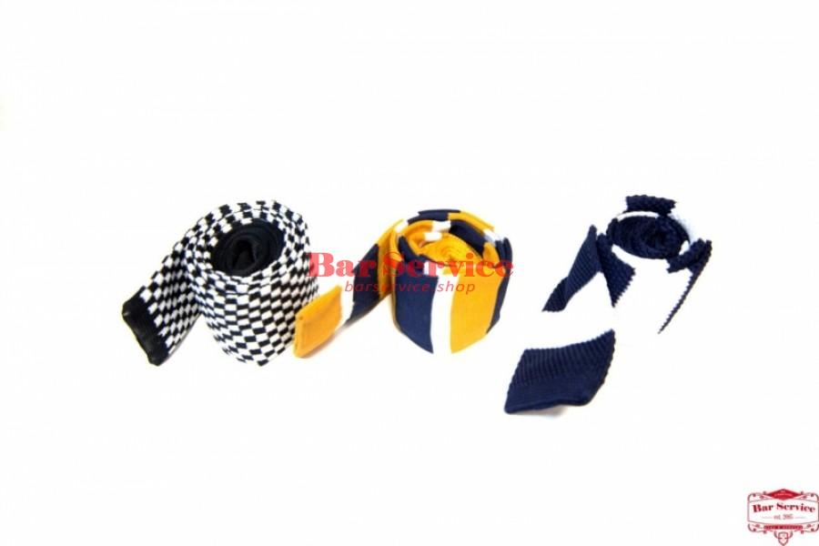Галстук вязанный шерсть (цвет в ассортименте) в Ижевске