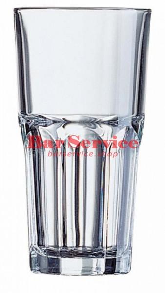 Хайбол «Гранити»;  стекло;  350мл;  D=85,H=120мм;  прозр. в Ижевске