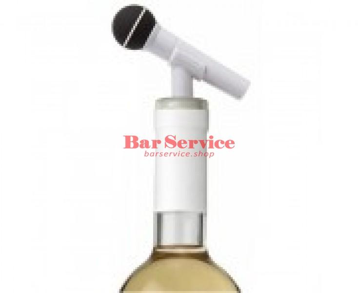 Пробка для бутылки Микрофон в Ижевске